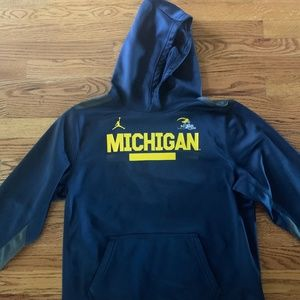 Boys University of Michigan Hoodie